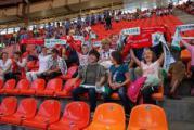 Компания Herbalife совместно с ФК «Спартак-Москва» организовала визит детей из Удельнинской школы-интерната на один из наиболее популярных футбольных матчей 2011 года