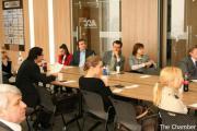 Сергей Молибог провел семинар по международному структурированию в Американской торговой палате в Украине
