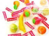 Конфеты с логотипом - марципаны