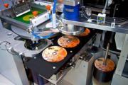 CD, DVD, Blu-ray покраска
