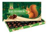 Холдинг «Объединённые кондитеры» выпустил конфеты «Белочка» в коробках