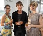 Компания VitrA представила  казанской публике  новую коллекцию керамической плитки, специально разработанную для компании молодым Российским дизайнером Димой Логиновым