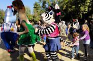 Вимм-Билль-Данн и АМК ДАГМАР организовали детские праздники в Ростове-на-Дону, Тимашевске и Краснодаре