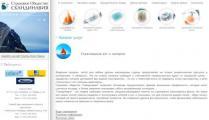 TRINET создал сайт Скандинавии
