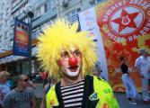 Настоящий цирк на Проспекте звезд!