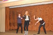 Жаклин в гостях у киевских школьников