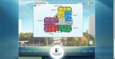 Бюро Пирогова возвело «Балтийский квартет» в интернете