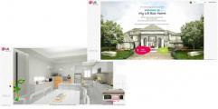 MY ECO HOME от LG - первый в отрасли виртуальный персонализированный эко-дом мечты