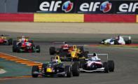 Топливо и смазочные материалы ELF в болидах Formula Renault 3.5 Series в Москве!