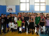В Красном Яру при поддержке «Билайн» состоялось ежегодное открытое первенство среди общеобразовательных школ по баскетболу