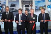 Cервисная станция Volvo Trucks «Мир грузовиков» открыта в Самаре