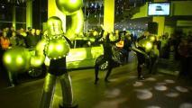 """«Рекламный Картель»: презентация нового автомобиля и завершение акции-марафона """"Подружись с удачей!»"""