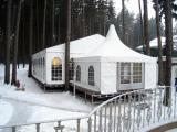 Зимние праздники в шатрах Родер