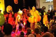 Хэллоуин в МЕГЕ: хроники страшных рекордов