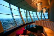 Панорамный коктейльный бар «Сити Спейс»