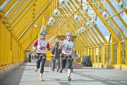 По Москве стремительно пронеслась гонка Men's Health Urbanathlon!