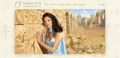 Веб-студия Kinetica представляет промо-сайт производителя натурального камня «Неолита»
