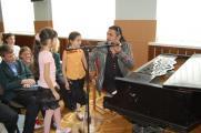 Петр Черный  принял участие в социальной акции «Звезды против детской жестокости»