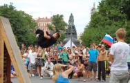 Петербургский «Марафон за мир и права человека» станет всероссийским