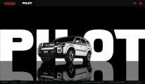 Промо-сайт Honda Pilot
