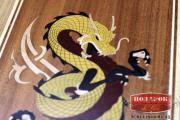 Сувениры-2012, год Дракона. Нарды с изображением Дракона