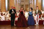 Презентация Пятого Русского бала в Вене