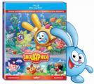 Смешарики в новом формате Blu-ray