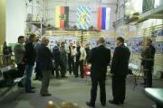 Скульптурная мастерская Рябичевых. Дружеская встреча в рамках года Германии в России