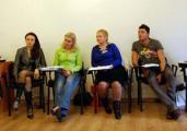 """В рамках партнёрского проекта ГК """"Golden Staff"""" и МИКИМ состоялся супервизионый семинар для практикующих коучей."""
