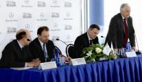 Mercedes-Benz. 20-летие первого официального дилера в России