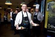 Кулинарный поединок «O-live. Секрет красоты и здоровья» в Санкт-Петербурге