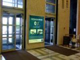 Advance Group обеспечивает размещение рекламы Peugeot в бизнес-центрах