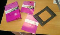 Просчет комплекта: коробка, каталог, сертификат