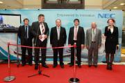 NEC открыл представительство в Украине