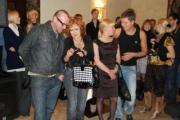Ольга Юнакова на открытии сезона в «Романковской усадьбе»