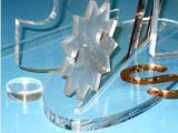 Лазерная резка оргстекла, изготовление изделий из акрила
