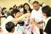 OMI поддержало «Благотворительный базар-2011»