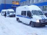 Компания «СТ Нижегородец» передала партию  спецтранспорта УГИБДД ГУ МВД России по Нижегородской области