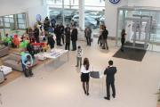 Открытие 100-го дилерского центра Volkswagen в России – «Фольксваген Центр Нижний Новгород»