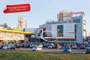 На Харьковском массиве Киева появились современные рекламоносители