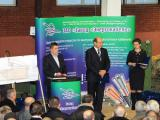 ЗАО «Завод «Энергокабель» провел торжественное новогоднее собрание трудового коллектива