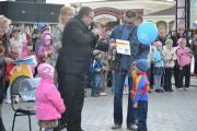 «Билайн» подарил астраханцам возможность отметить свой День Рождения вместе с городом