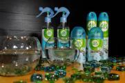 Аэрозоли и ароматизаторы воздуха Air Wick с заботой об окружающей среде