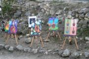 «Таврия» показала коньяк в живописных полотнах