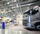 Volvo Trucks представила новый Volvo FMX в рамках пресс-дня выставки «КомТранс-2010»
