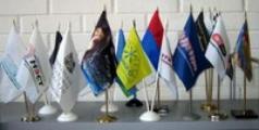 Изготовление флагов и настольных флажков