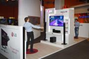 10 интерактивных зон с 3D-техникой от LG в московских кинотеатрах: теперь захватывающие эмоции от просмотра фильмов в 3D можно получить и дома