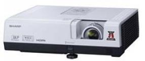 Компания Sharp начала поставки в Россию новых широкоформатных видеопроекторов PG-D3050W и PG-D3550W
