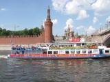 TMG открывает новый сезон рекламы на водном транспорте