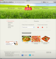 В KINETICA digital agency обновлён сайт ТМ «Дядя Ваня»